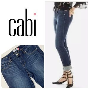 "CAbi ""The Straight"" Jeans 👖"